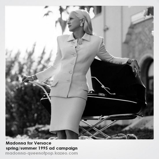Versace - printemps-été 1995