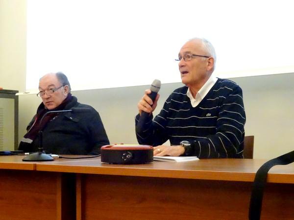 """""""Mémoire et vieillissement"""", un exposé passionnant par le Docteur Claude Plassard"""