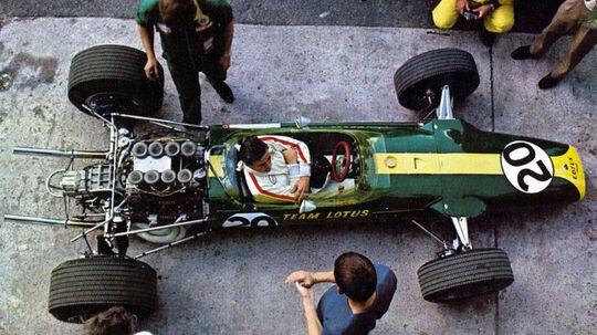 Jim Clark F1 (1966-1968)