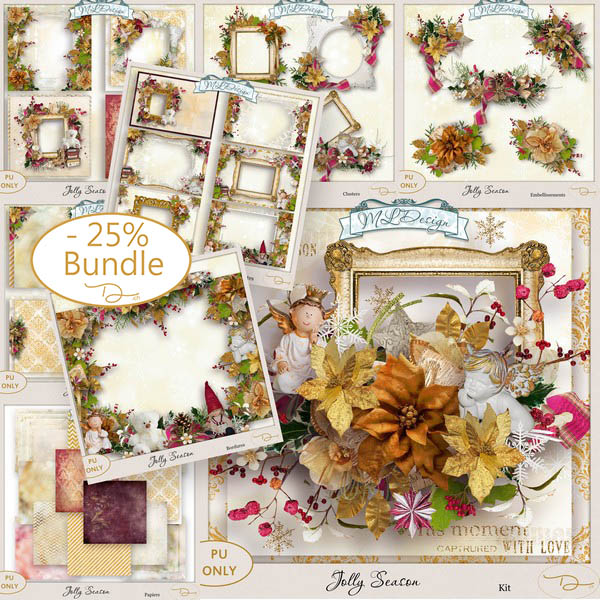 Jolly Season by MLDesign _ Bundle