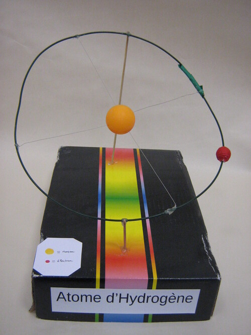 Les atomes des 3e 1 et 3e 4