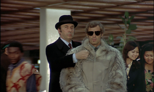 LE MAGNIFIQUE - BOX OFFICE JEAN PAUL BELMONDO 1973
