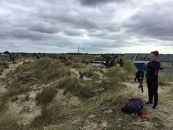 Sortie observation du littoral gouvillais