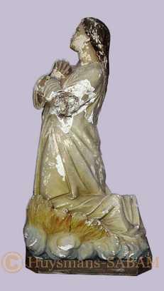Statue à restaurer - Arts et sculpture: sculpteur mouleur