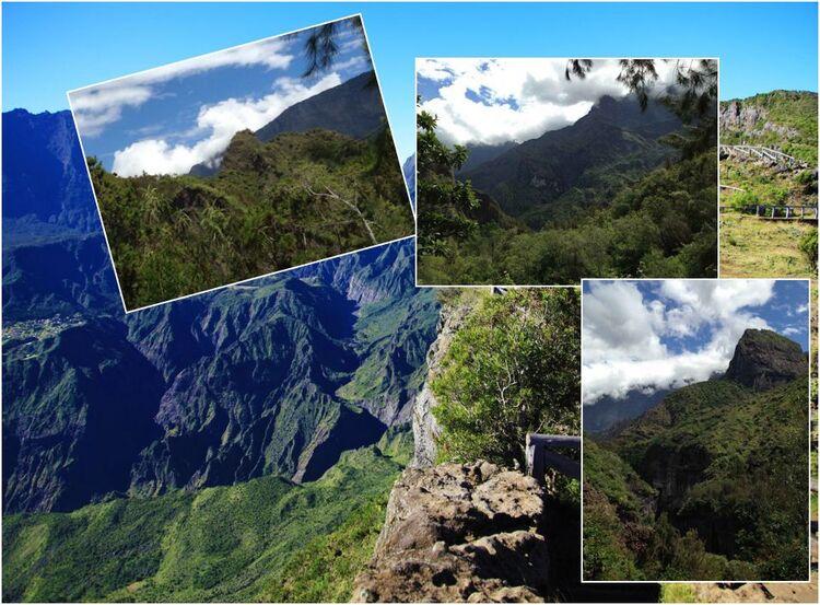 L'île de La Réunion
