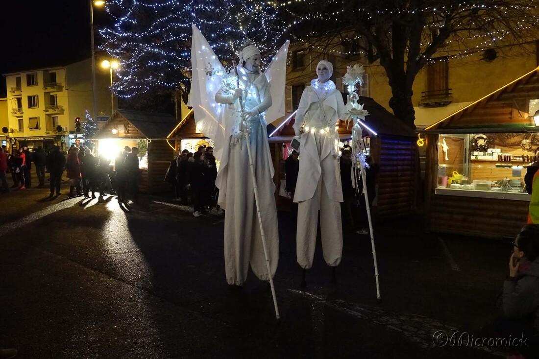 Marché de Noël à Cournon d'Auvergne