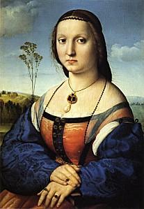 Raphael-Maddalena Doni-1507