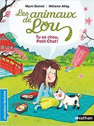 Les animaux de Lou: Tu es chou, Petit Chat! (Japon)