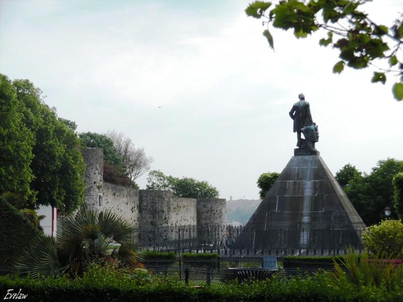Escapade sur la Côte d'Opale - 5 - Boulogne sur Mer - La ville Haute