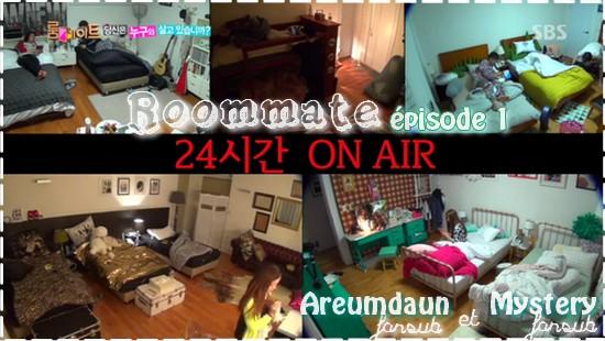 Roommate épisode 1 !