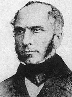 Henry Darcy, hydraulicien dijonnais