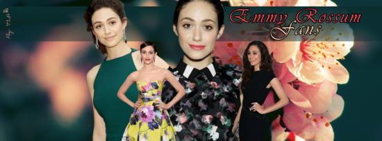 Bannière Emmy Rossum Fans