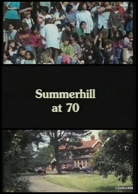 Summerhill at 70. 1992.