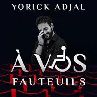 Yorick Adjal, un humoriste qui roule