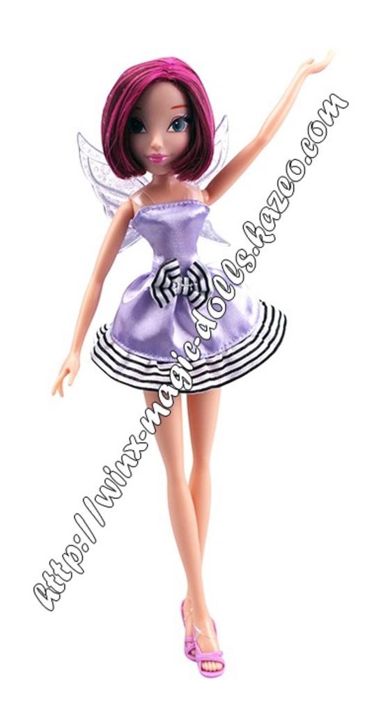 Tecna Lovely Fairy