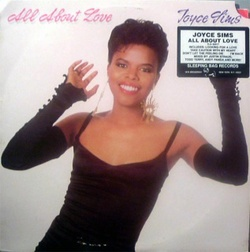 Joyce Sims - All About Love - Complete LP