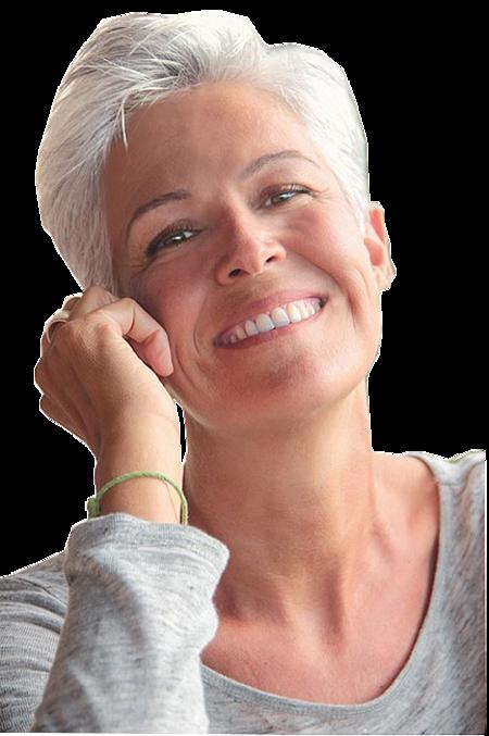 Tubes femmes aux cheveux blancs