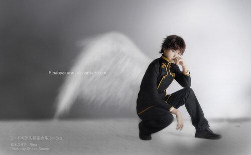 Suzaku - I ate my left wing