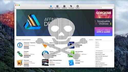 Mac App Store : Alerte aux applications listées sur mon blog !