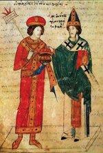 Cardinalul Humbert & Patriarhul Mihail Cerularie, 16 iulie 1054