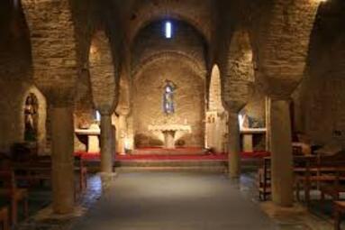 L'abbaye de Saint-Martin-du-Canigou