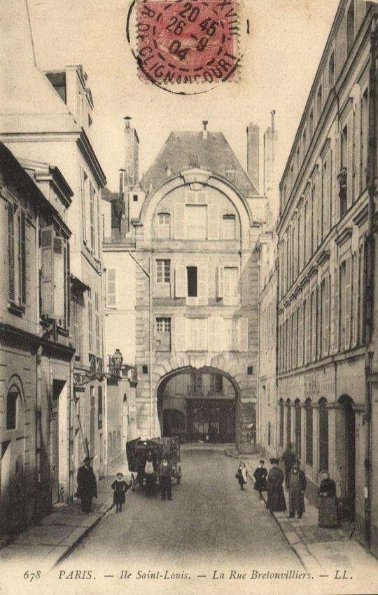Église Saint-Louis-en-l'Ile ( Paris IV )