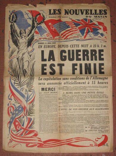 L'héméromanie, une tradition française !