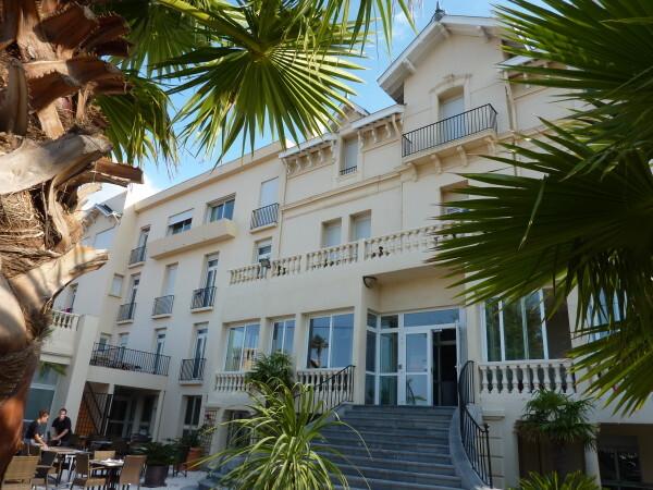 Banyuls - Villa Camille façade