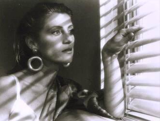 """Automne 1984 : Photos du clip """"Emmenez-Moi"""""""