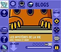 Brain Pop : les blogs