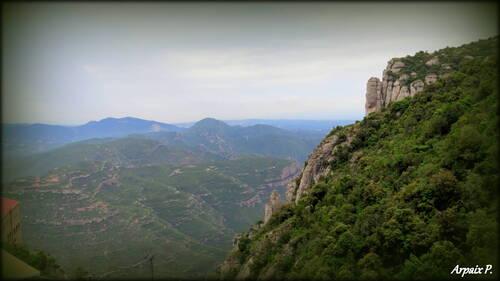 La vierge noire de Montserrat, mythe d'origine, mythe catalan