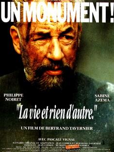 LA VIE ET RIEN D'AUTRE BOX OFFICE FRANCE 1989