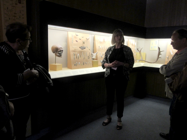"""A la découverte du Musée National de l""""Archéologie avec la Société Archéologique et Historique du Châtillonnais (SAHC)"""