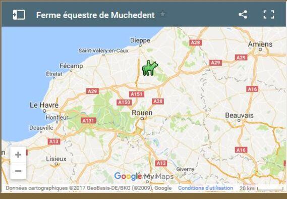 Bivouac Annuel 16 & 17 septembre à Muchedent (76)