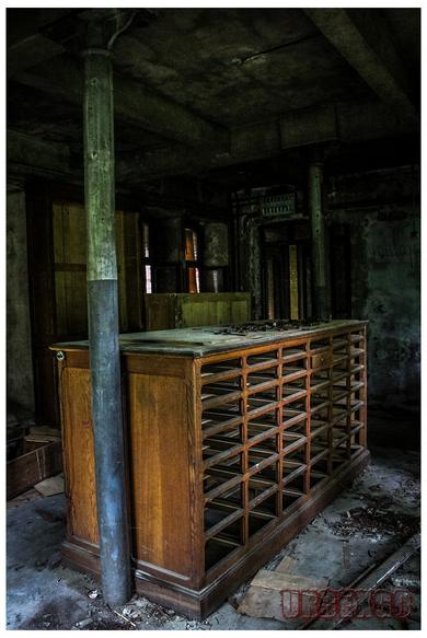 Le hameau de l'orgue