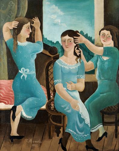 09 - Trois soeurs en peinture au 20 eme siècle