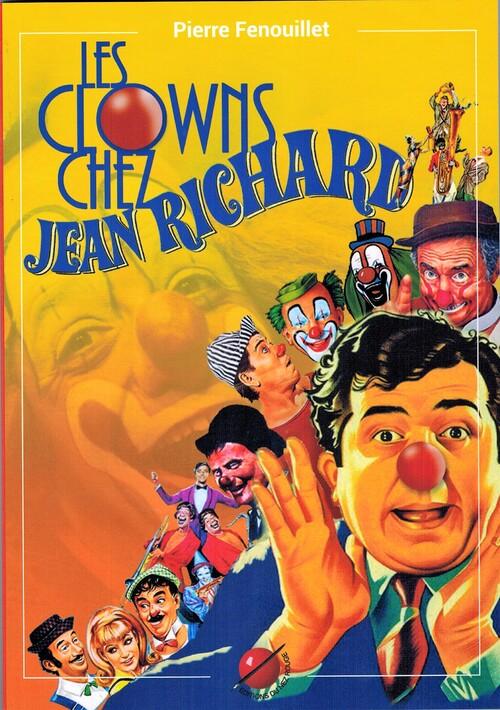 Les clowns Bocky et Randel chez Jean Richard en 1982