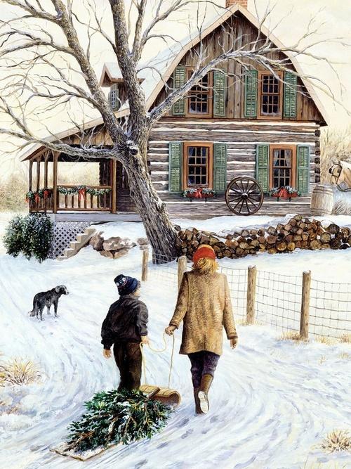 Le Père Noël canadien