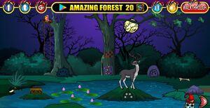 Jouer à Halloween deer hunting forest escape