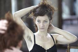 Corinne Masiero dans Louise Wimmer
