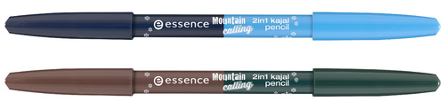Nouveautés Essence décembre 2014 - Mountain calling