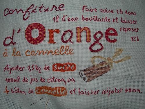 La confiture d'oranges de Lilipoints... les suites !