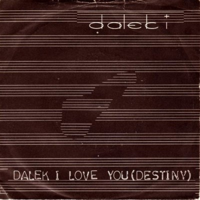 Dalek I - Dalek I Love You - 1980