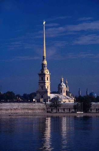 St Pétersbourg ;;