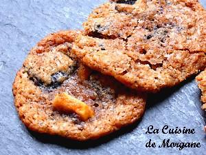 Cookies Oréos et chocolat blanc