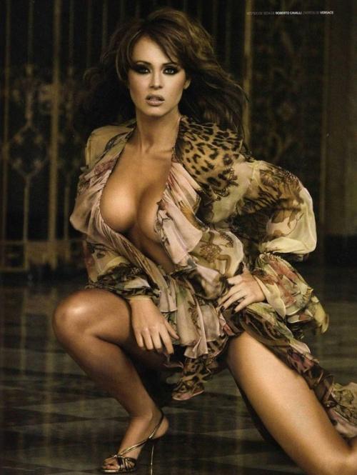 Gabriela (Gaby) Spanic nue nude hot sexy