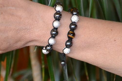 Création bracelet shambala
