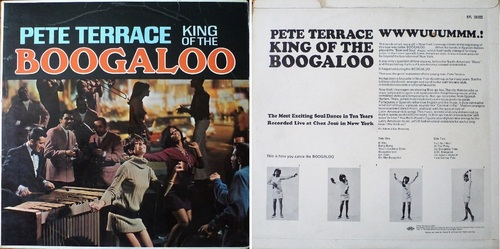 PETE TERRACE - KING OF THE BOOGALOO - 1967