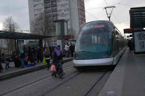 extension du Tram  :  l'historique