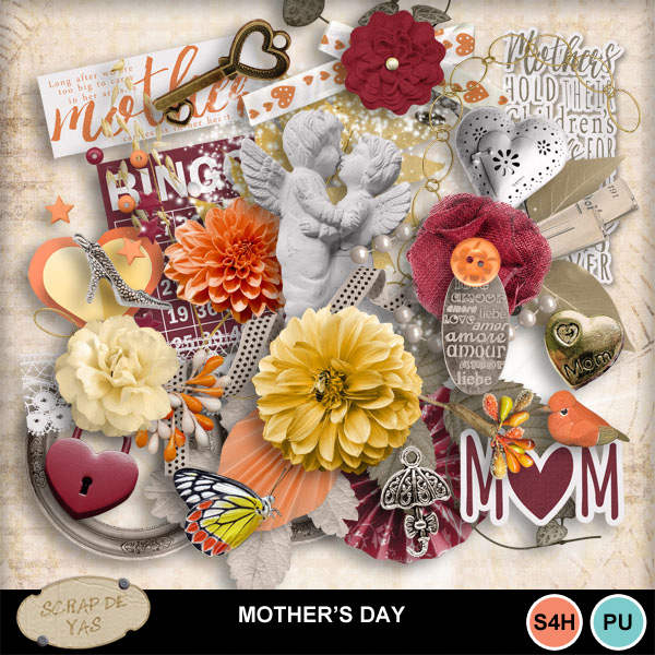 Mother's day.... May 10th / 10 mai Pv0127